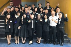 Modern Business Management  Thai Airways 13-14 September 2017