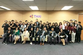 Project Management Thai Airways  8-9 March 2018