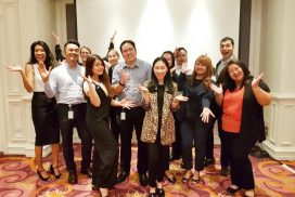 Project Management Dusit International 24-25 September 2018