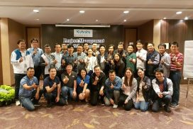 Project Management Kubota Thailand 29-30 August 2019