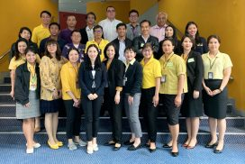 Modern Business Management Thai Airways 14-15 May 2019