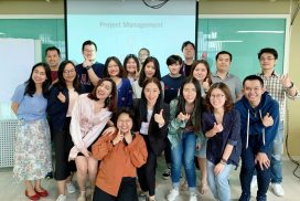 Project Management Dumex Thailand, 1-2 August 2019