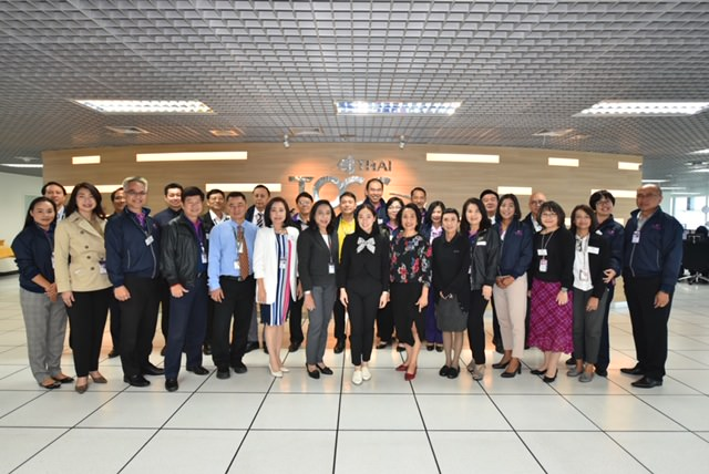 Modern Project Management Thai Airways Operations Control Center (TOCC) , 7-8 November 2019