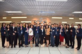 Modern Project Management Thai Airways Operations Control Center (TOCC) , 24-25 October 2019